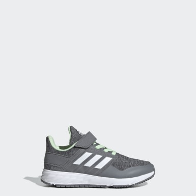 Kids Running Grey FortaFaito Shoes