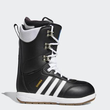 Originals zwart Samba ADV Snowboardschoenen
