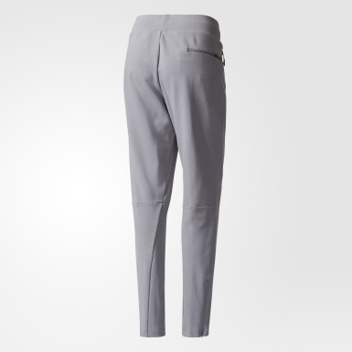 adidas Z.N.E. Pants Striker Gris Mujer Athletics