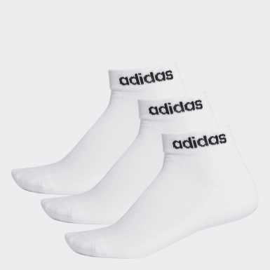 Lifestyle White HC Ankle Socks 3 Pairs