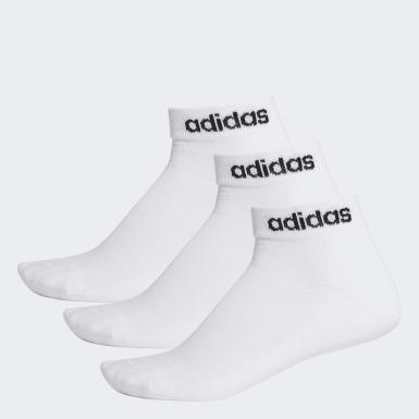 Socquettes HC (3 paires) Blanc Athletics
