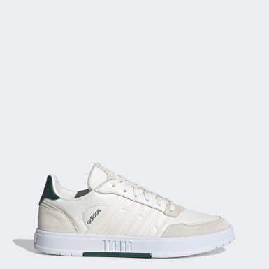 Mænd Tennis Hvid Courtmaster sko