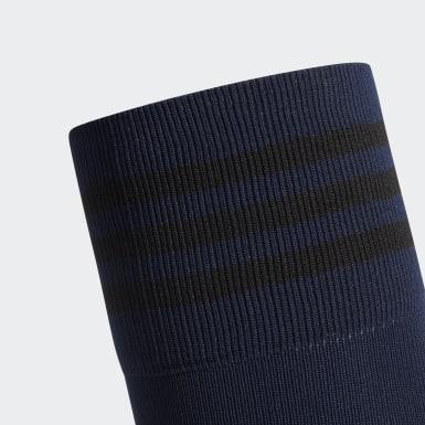 Chaussettes Real Madrid Extérieur Bleu Football