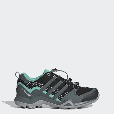 Women TERREX Black Terrex Swift R2 GORE-TEX Hiking Shoes