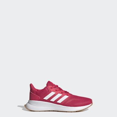 Girls Løb Pink Runfalcon sko