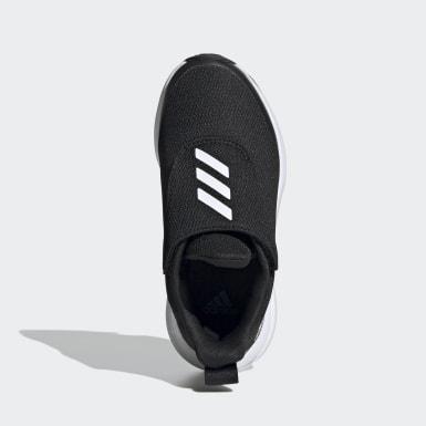 Kids 4-8 Years Running Black FortaRun AC Shoes