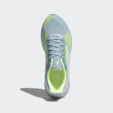 Tenis Solar Blaze Azul Mujer Running