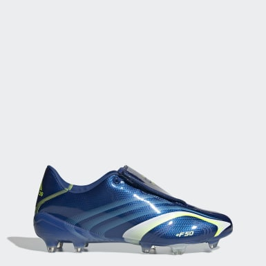 синий Футбольные бутсы F50 FG