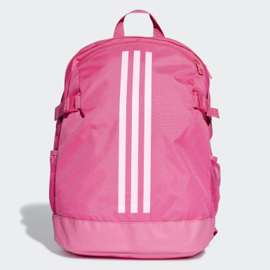 Training Pembe 3-Stripes Power Medium Sırt Çantası