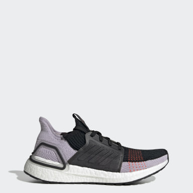 Women Running Black Ultraboost 19 Shoes