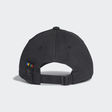 Originals Black Goofy Dad Cap