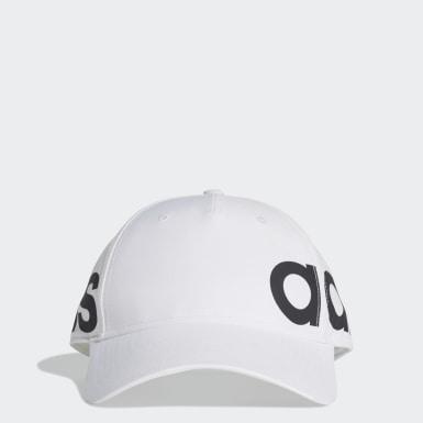 Gorra C40 Linear (UNISEX) Blanco Running