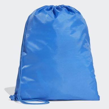Bolso deportivo Linear Core Azul Athletics