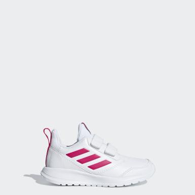 Çocuklar Koşu Beyaz AltaRun Ayakkabı