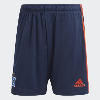 Pantalón corto segunda equipación Hamburgo SV 20/21 Azul Fútbol