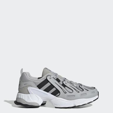 Men Originals Grey EQT Gazelle Shoes
