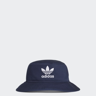 Originals Blue Adicolor Bucket Hat