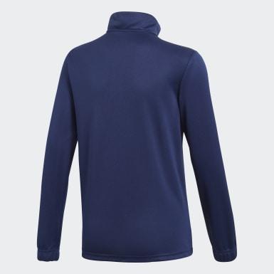 Bluza treningowa Core 18 Niebieski
