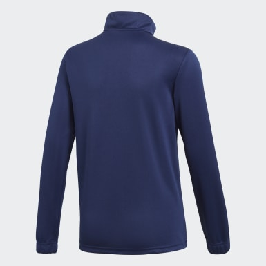 Camiseta entrenamiento Core 18 Azul Niño Training