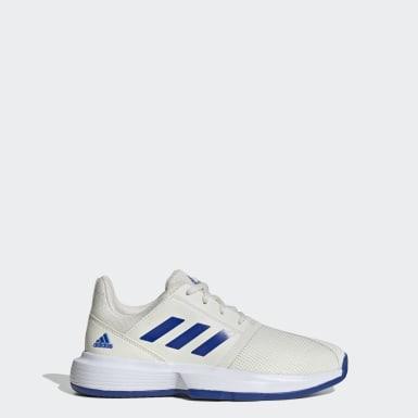 Sapatos CourtJam Bege Criança Ténis