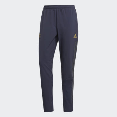Herr Fotboll Blå Manchester United Ultimate Training Pants