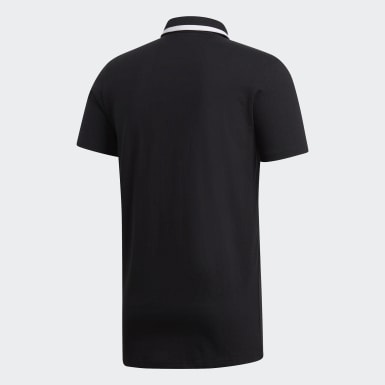 Heren Rugby Zwart All Blacks Supporters Rugbyshirt