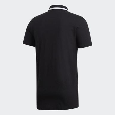 черный Футболка-поло All Blacks Supporters