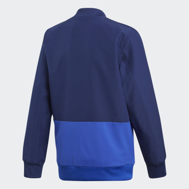 Kids Training Blue Condivo 18 Presentation Track Top