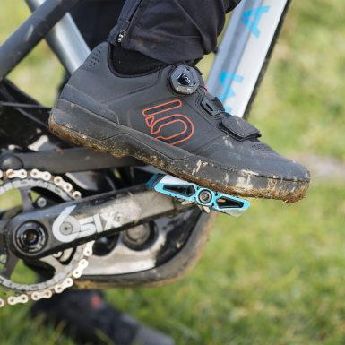 Zapatillas Mountain Bike Five Ten Hellcat Kestrel Pro Boa Negro Hombre Five Ten