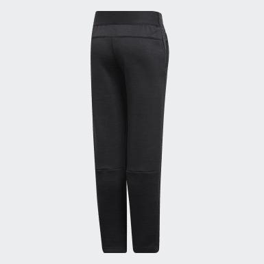 Pantalon adidas Z.N.E. 3.0 Slim Noir Filles Athletics
