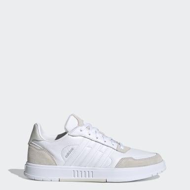 Frauen Tennis Courtmaster Schuh Weiß