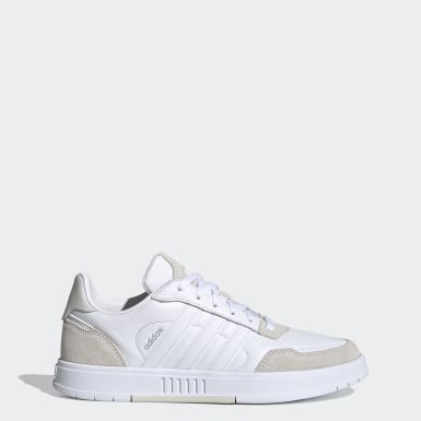 Sapatos Courtmaster Branco Mulher Ténis