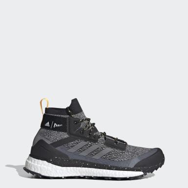 Zapatillas de Senderismo Terrex Free Hiker Parley Negro Hombre adidas TERREX