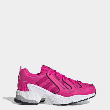 Women Originals Pink EQT Gazelle Shoes