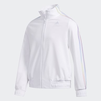 Youth Training Blue Sport Tricot Jacket