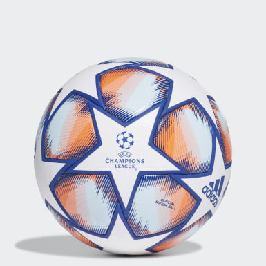 Fodbold Hvid UCL Finale 20 Pro fodbold