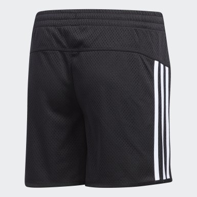Youth Training Black ULTIMATE MESH SHORT