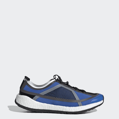 Dam adidas by Stella McCartney Blå Pulseboost HD Shoes