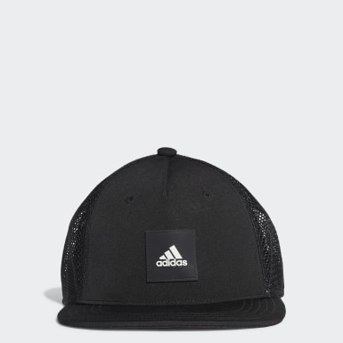 Training Black Snapback Trucker Hat