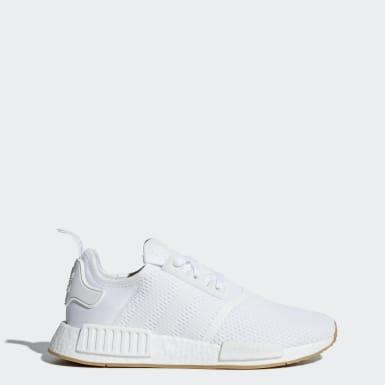 Originals สีขาว รองเท้า NMD_R1