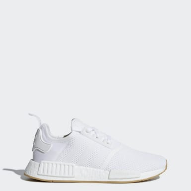 adidas nmd r1 bianche