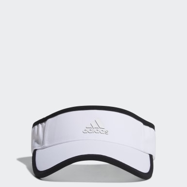 Women Golf White Cool UV Visor