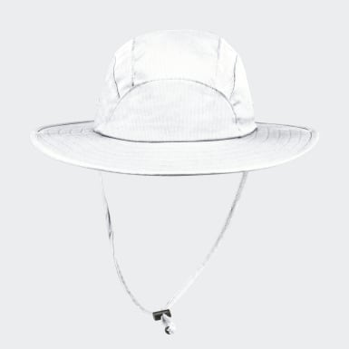 Men's Training White SAFARI HAT
