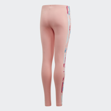 Kids Originals Pink Leggings