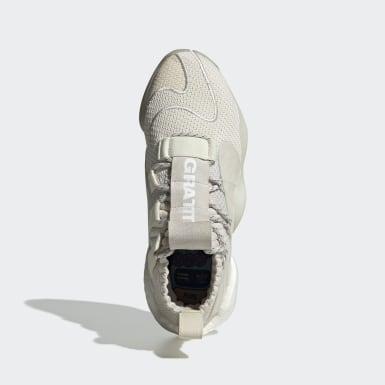 Originals Grey Pharrell Williams Crazy BYW Shoes