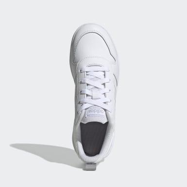 Çocuklar Koşu White Tensaurus Ayakkabı