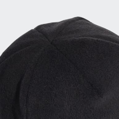 черный Флисовая шапка