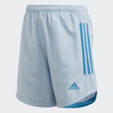 Kinder Training Condivo 20 Primeblue Shorts Blau