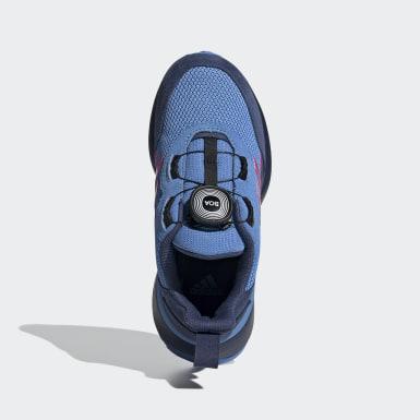 Sapatos RapidaRun Boa Azul Criança Running