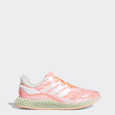 Chaussure adidas 4D Run 1.0 Rose Running